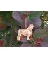 French Bulldog ornament decor handmade dog art ... - $19.00
