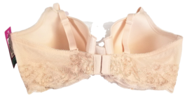 Ambrielle Full Cover Bra with Fashion Lace and Mesh Size 36D image 2