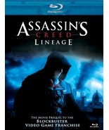 Assassins Creed: Lineage (Blu-ray Disc, 2011) - $2.95