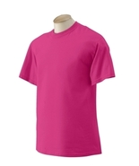 Heliconia ( Pink ) Large Gildan G 2000 Ultra Cotton T-shirt - $8.00