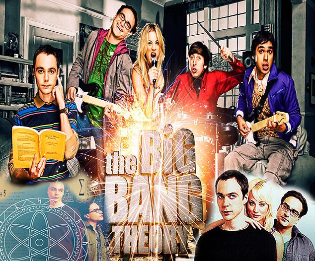 Big bang theory pad1