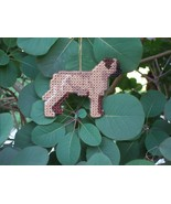 Bullmastiff ornament home decor handmade dog ar... - $23.00