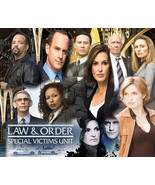 Law And Order SVU Mousepad - $12.95