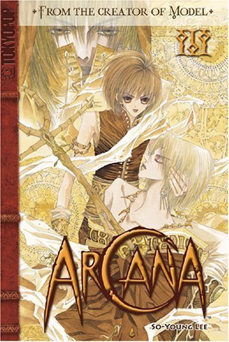 Arcana, Vol. 3 [Dec 13, 2005] So-Young Lee