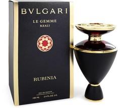 Bvlgari Le Gemme Reali Rubinia Perfume 3.4 Oz Eau De Parfum Spray image 3