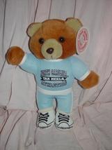 North Carolina  Tar Heels Athletics Plush Bear Official Licensed Collegiate - $9.00