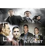 Person Of Interest Mousepad - $12.95