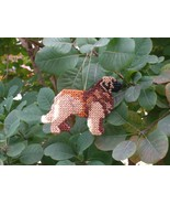 Leonberger ornament home decor handmade dog art... - $28.00