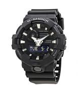 Casio Men's G-Shock Analog/Digital World Time Watch GA700 Black - $73.26