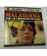 "7"" Reel Malaguena Music of Cuba Percy Faith and His Orchestra - $29.97"