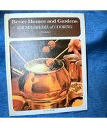 Better Homes & Gardens Encyclopedia of Cooking Volume 1 - $4.50
