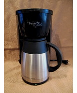 Starbucks Stainless Coffee Maker Machine 3 Cup Mug Barista Quattro Pot - $34.99