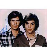 SHAUN CASSIDY AND PARKER STEVENSON SIGNED 8x10 RP PHOTO THE HARDY BOYS - $18.99
