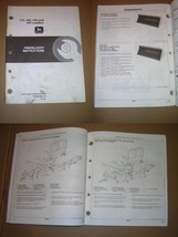 John Deere 410, 420, 430 and 460 Loaders Predelivery Instructions Manual - $12.50