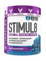 Finaflex Stimul8, Blue Raspberry, 8.6 oz 244 g - $40.96