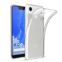 For Google Pixel 3 3 XL Case Cover Soft Silicone TPU Full Protective Phone Case  - $8.15