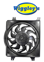 RADIATOR FAN ASSEMBLY HY3115101 FITS 95 96 97 98 99 HYUNDAI ACCENT SOHC image 1
