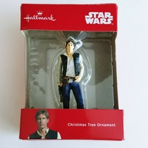 Hallmark Disney Star Wars HAN SOLO Christmas Ornament 2018 Harrison Ford New NIB - $9.74