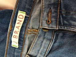 J Brand Bailey Americana Boot Cut Jeans, Light Wash, Womens Size 25 image 4