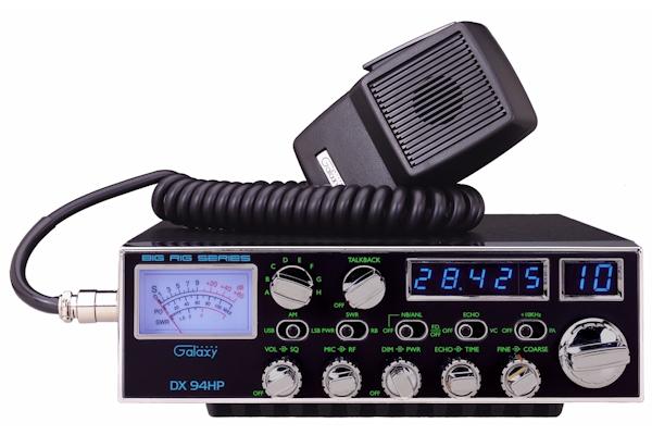 Galaxy Dx98vhp 10 Meter Radio AM/LSB/USB