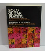 Solo Guitar Playing Frederick M Noad Second Edition - $15.29