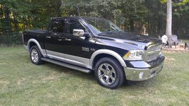2017 RAM 1500 Laramie For Sale in Kernsville, North Carolina 27284 image 2