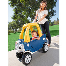 Little Tikes Kids Toddler Cozy Truck Sport Outdoor Ride On Push Toy Car ... - $99.65