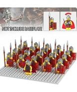 21pcs Roman Legion And Centurion Officer The Battle Of Asculum Minifigur... - $29.99