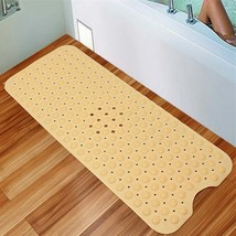 Non Slip Mat Large Bath Bathtub multi color available 40*100cm with suct... - $49.18