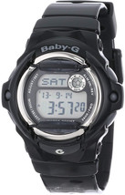 Casio Women's Baby-G Black Whale Digital Sport Watch - $186.17