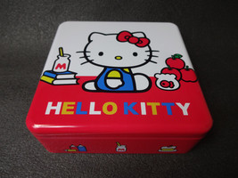 Sanrio Hello Kitty Gift Cans Chocolate Cans For Gift Japan - $27.12