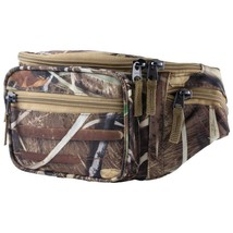 JX Swamper Camo Hunting Camping Fishing Waist Bag - $19.75