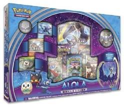 Lunala Gx Alola Booster Box Pokemon Tcg Sun And Moon Booster Packs And Figure - $45.00