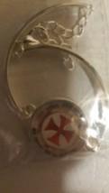 Knights Templar Red Cross Christian Bracelet  - $12.99
