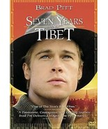 BRAND NEW FACTORY SEALED DVD Seven Years in Tibet DVD - $16.82