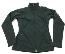 Adidas Tuta Giacca Donna Taglia S Nero Soft Shell Completo Zip Climaproo... - $29.38