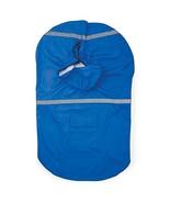 Guardian Gear Rain Jacket for Pets, Large, Blue - $33.84