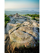 'Cadillac Mountain' - 10x15 Mounted Fine Art Print  - $36.99