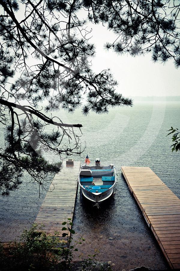 Lake rain copy