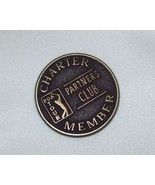 PGA Tour Charter Member Partners Club Token - $3.99