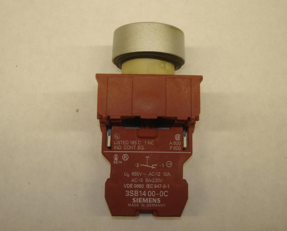 Siemens Push Button Switch