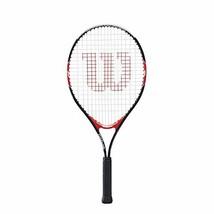 Wilson Federer Junior Tennis Racquet 21-Inch, Black/Red - $31.58