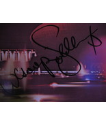 Whoopi Goldberg Autograph On A Postcard Initialed By The Photographer - $55.00