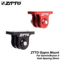 ZTTO Bike GoPro mount for Garmin Bryton II 2 front  computer GPS bracket adapter - $12.88