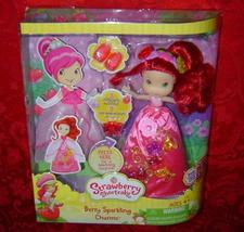 Strawberry Shortcake Berry Sparkling Charms Doll - $18.00