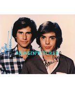 THE HARDY BOYS AUTOGRAPHED 8x10 RP PHOTO SHAUN CASSIDY AND PARKER STEVENSON - $18.99