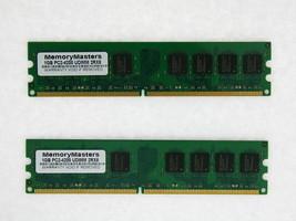 2GB Kit 2X 1GB DDR2 PC2-4200 533Mhz RAM Dell Dimension C521 Memory