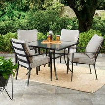 Mainstays Richmond Hills 5-Piece Outdoor Patio Dining Set With Cushions - $388.99