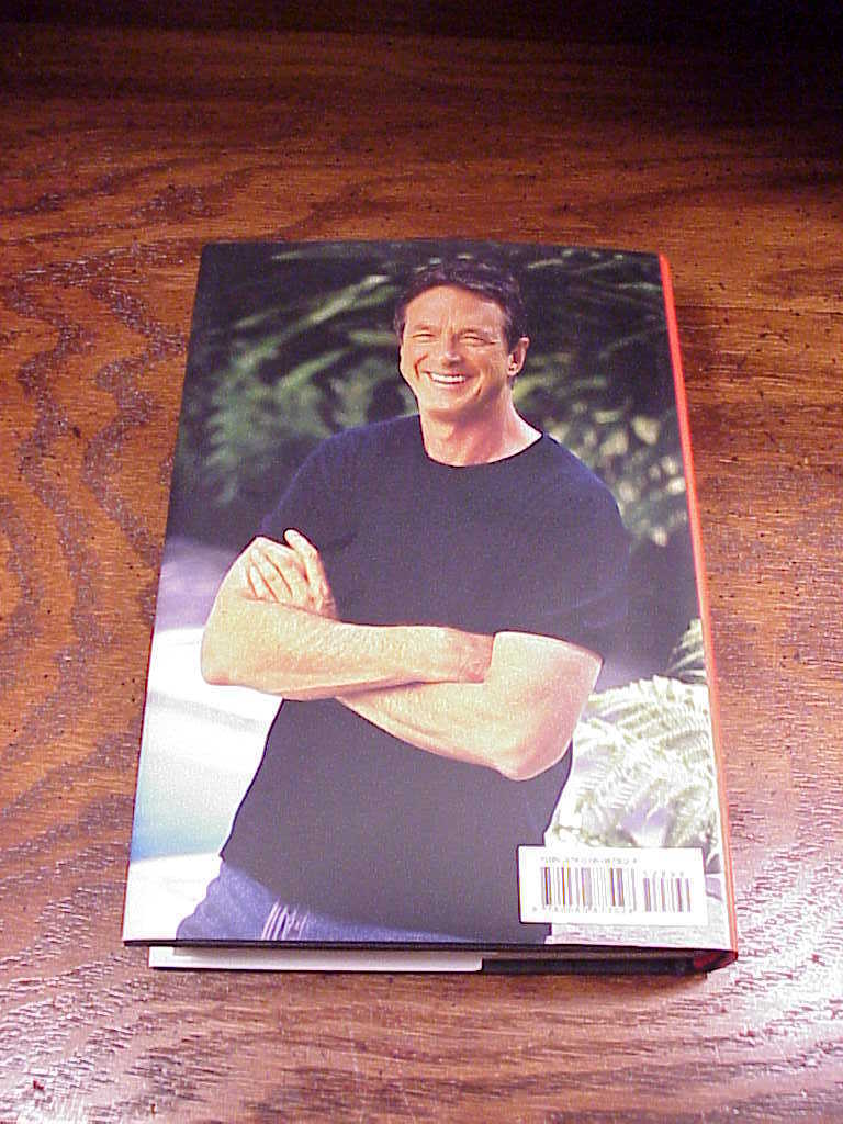 Micro HB DJ Book, by Michael Crichton and Richard Preston, 1st Ed, read once