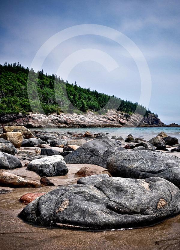 Rocks beach copy